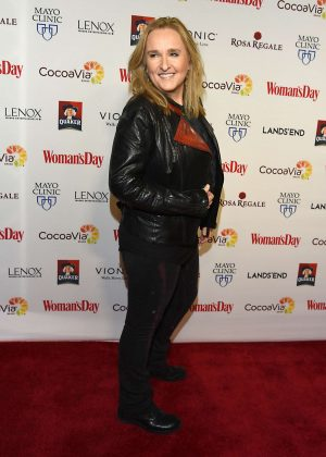 Melissa Etheridge - Woman's Day 14th Annual Red Dress Awards in New York