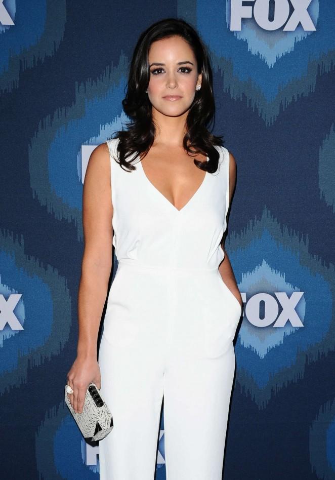 Melissa Fumero - 2015 Fox All-Star Party in Pasadena