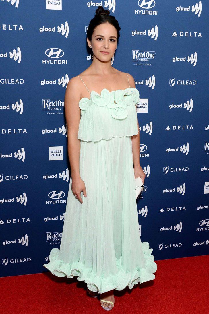 Melissa Fumero - 2019 GLAAD Media Awards in Los Angeles