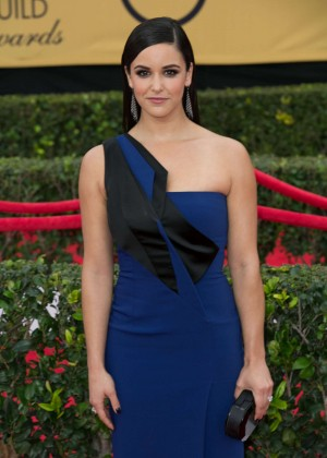 Melissa Fumero - 2015 Screen Actors Guild Awards in LA