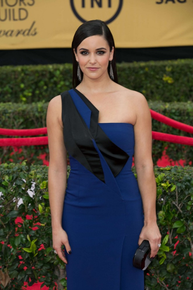 Melissa Fumero - 2015 Screen Actors Guild Awards in LA