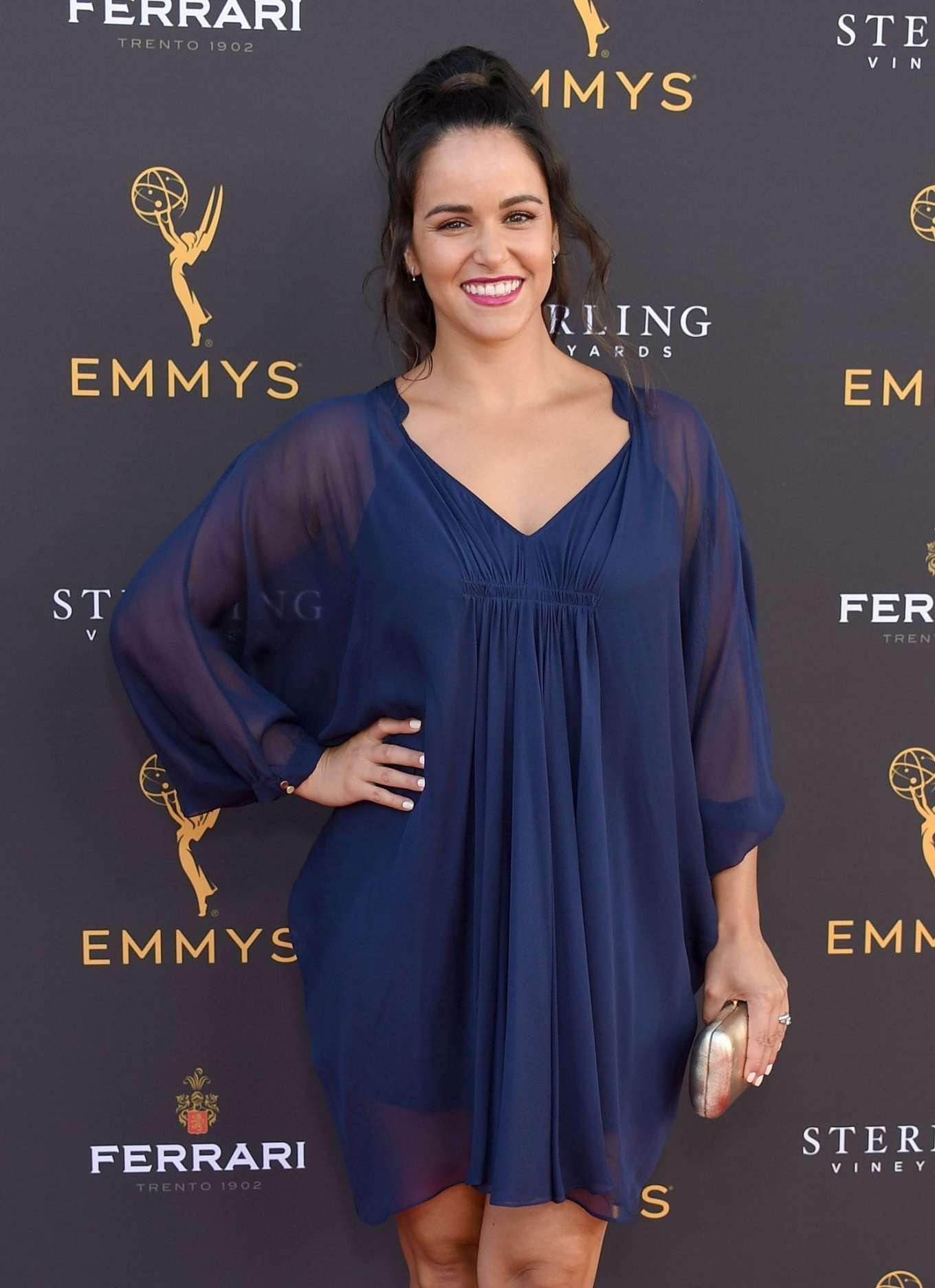 Melissa Fumero - 71st Los Angeles Area Emmy Awards in Hollywood