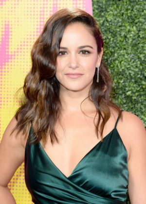 Melissa Fumero - ALMAs 2018 LIVE On Fuse in Los Angeles