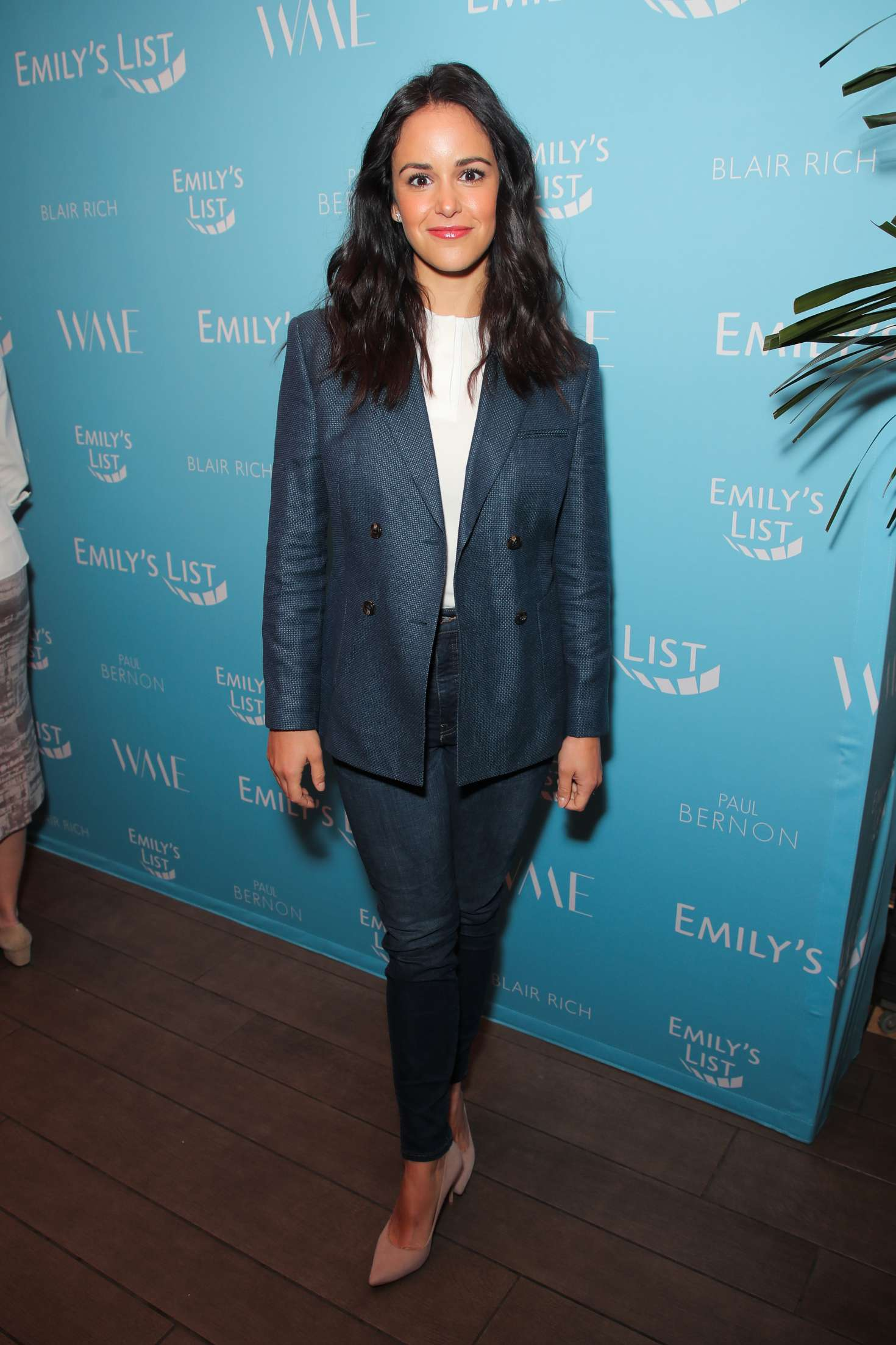 Melissa Fumero - EMILY'S List 2nd Annual Pre-Oscars Event in Los Angeles