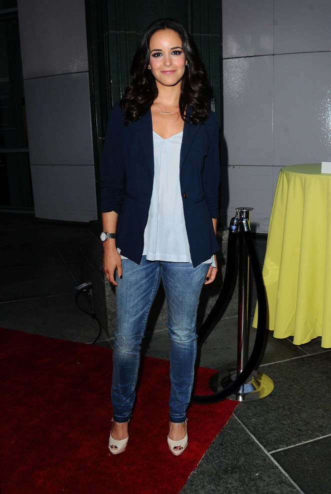 Melissa Fumero - Film Independent Presents An Evening With 'Brooklyn Nine-Nine' in LA