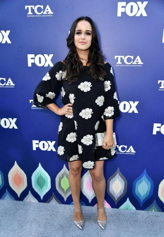 Melissa Fumero - FOX 2016 Summer TCA All-Star Party in West Hollywood
