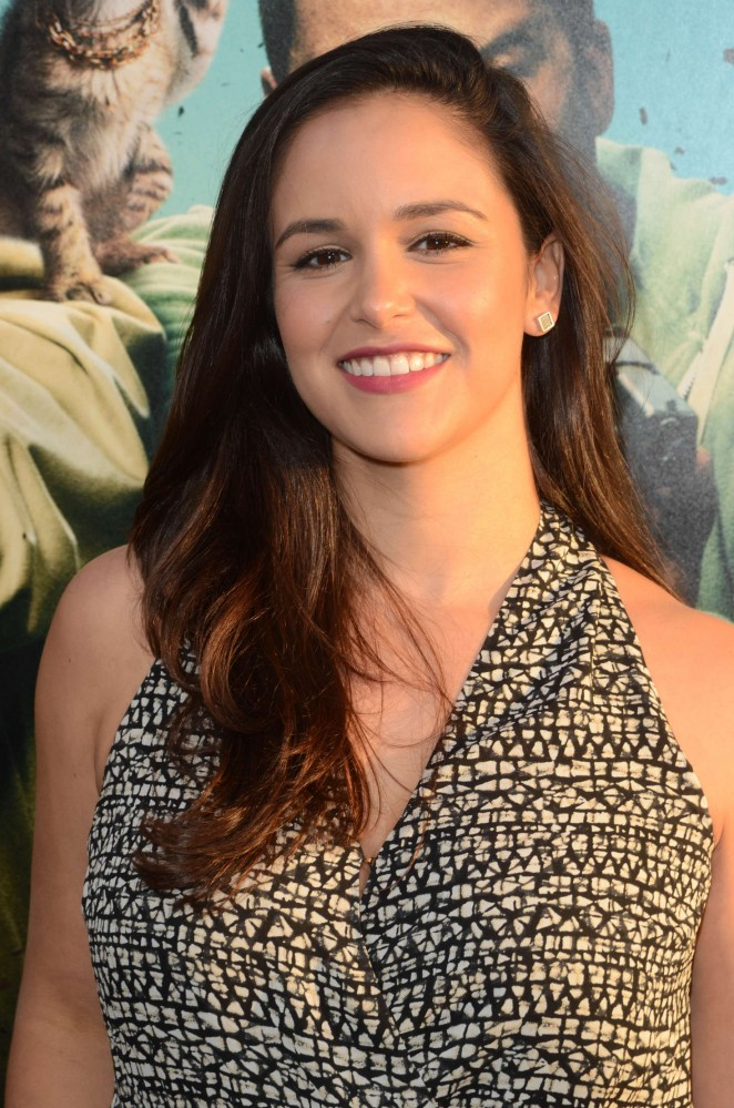 Melissa Fumero - 'Keanu' Premiere in Hollywood