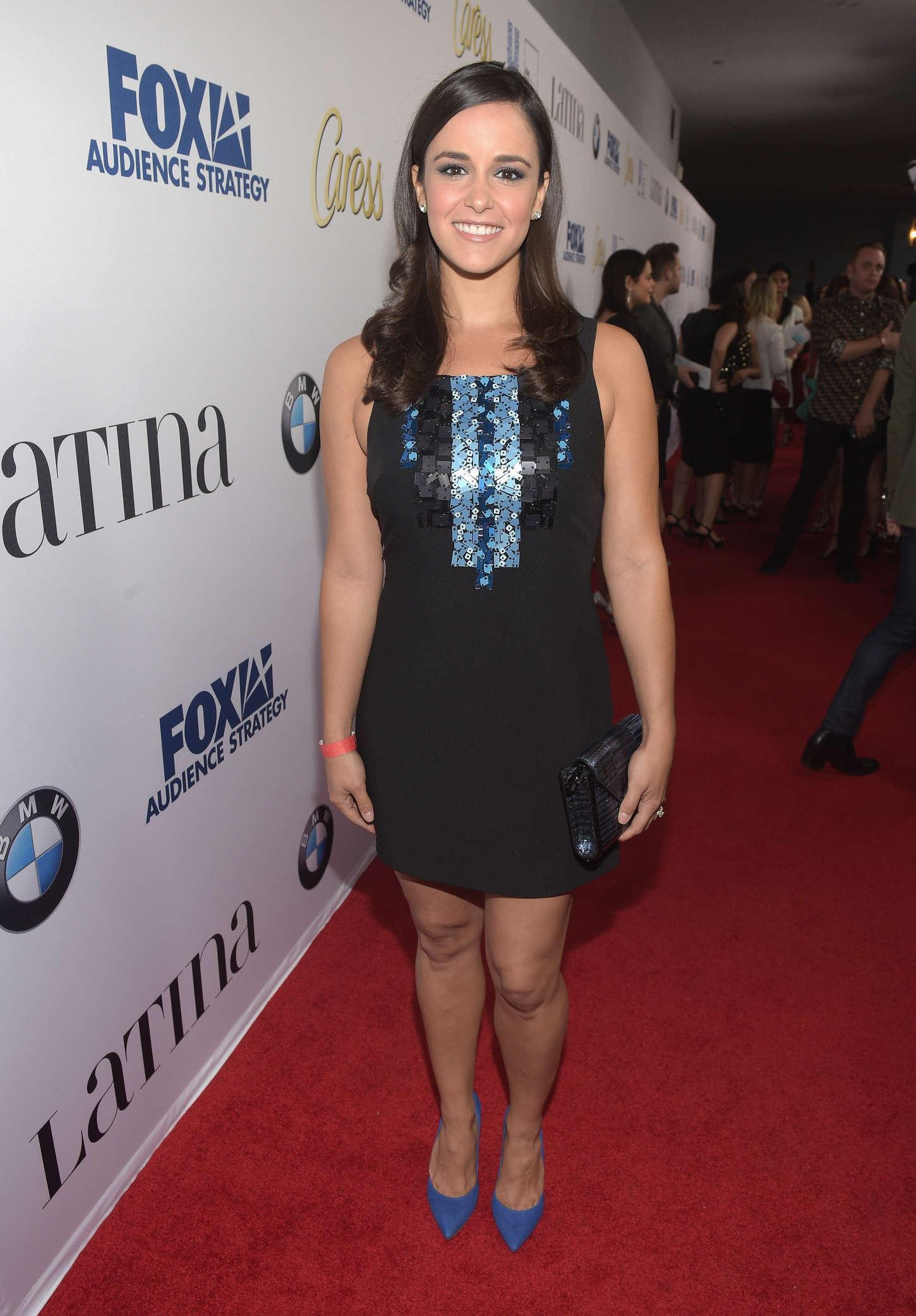 Melissa Fumero Latina Media Ventures Hosts Latina Hot