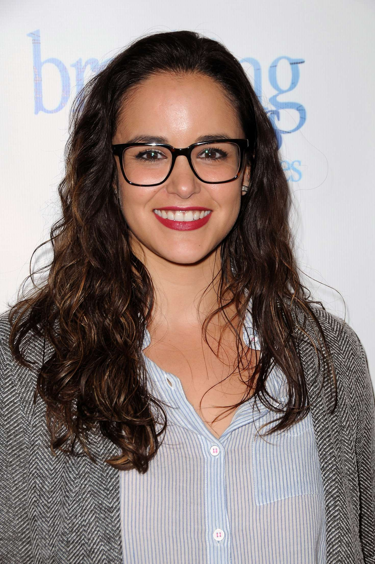 Melissa Fumero - Screening of RETAKE Laemmle Royal in Santa Monica