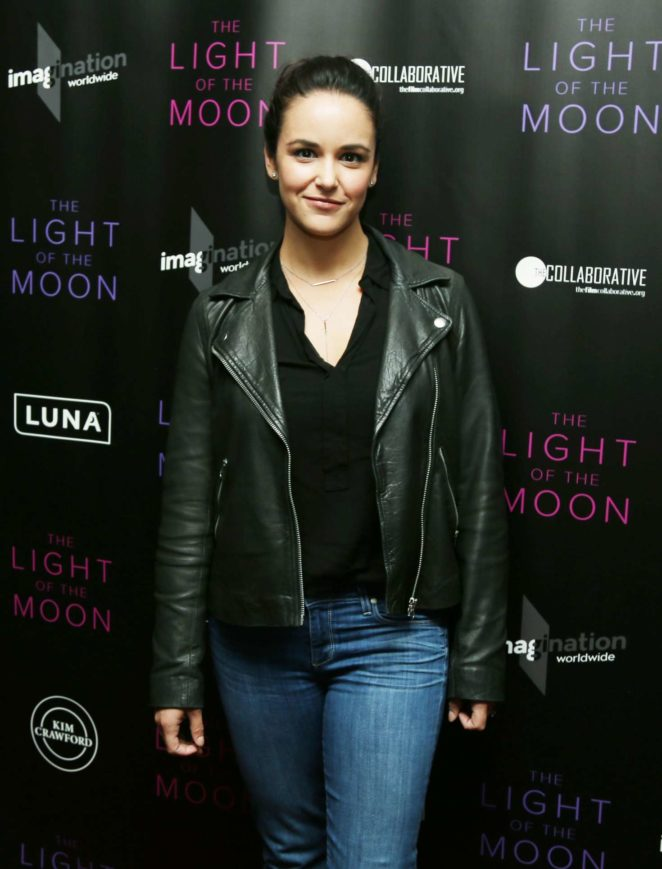 Melissa Fumero - 'The Light of the Moon' Premiere in Los Angeles