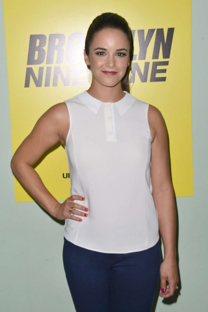 Melissa Fumero - Universal Television's 'Brooklyn Nine-Nine' FYC Panel in LA