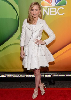 Melissa George - 2015 NBC Upfront Presentation in NYC