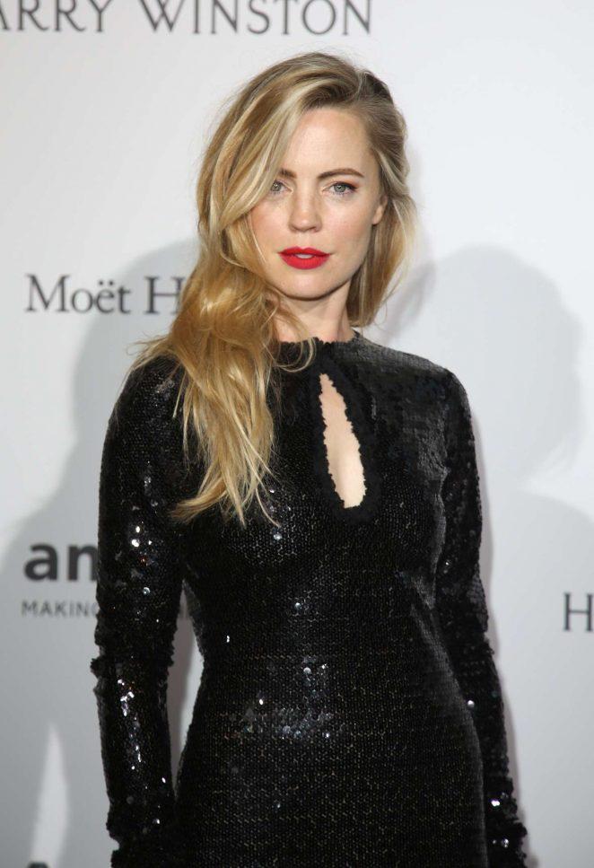 Melissa George – 2017 amfAR Gala Haute Couture Fashion Week in Paris