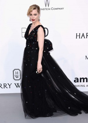 Melissa George - amfAR 2015 Cinema Against AIDS Gala in Cannes