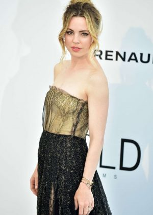 Melissa George - amfAR's 24th Cinema Against AIDS Gala in Cannes