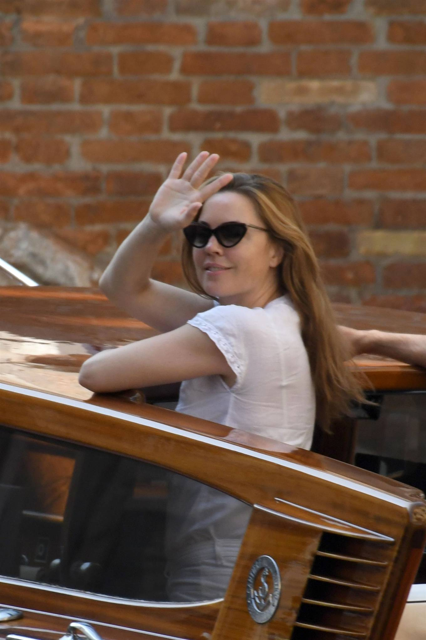 Melissa George 2020 : Melissa George – Out in Venice – Italy-08