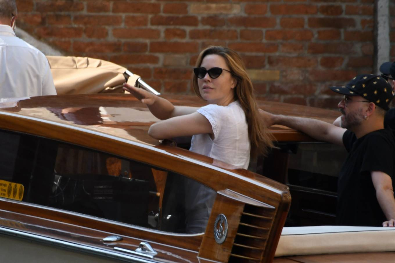 Melissa George 2020 : Melissa George – Out in Venice – Italy-12