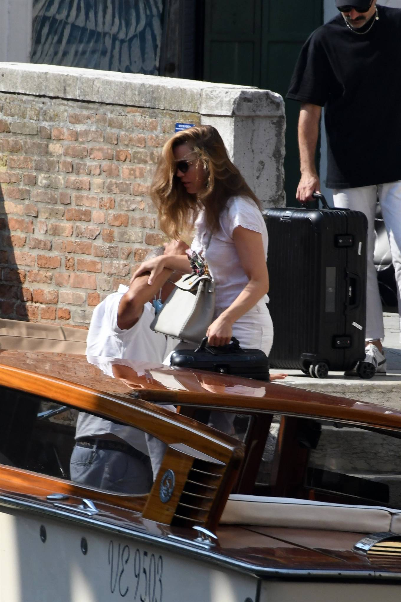 Melissa George 2020 : Melissa George – Out in Venice – Italy-13
