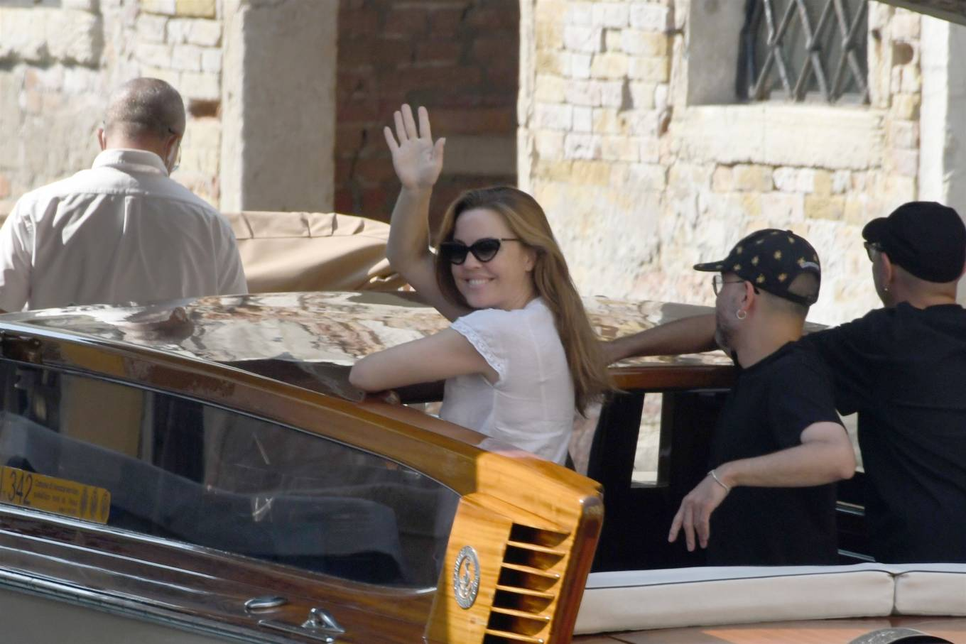 Melissa George 2020 : Melissa George – Out in Venice – Italy-16