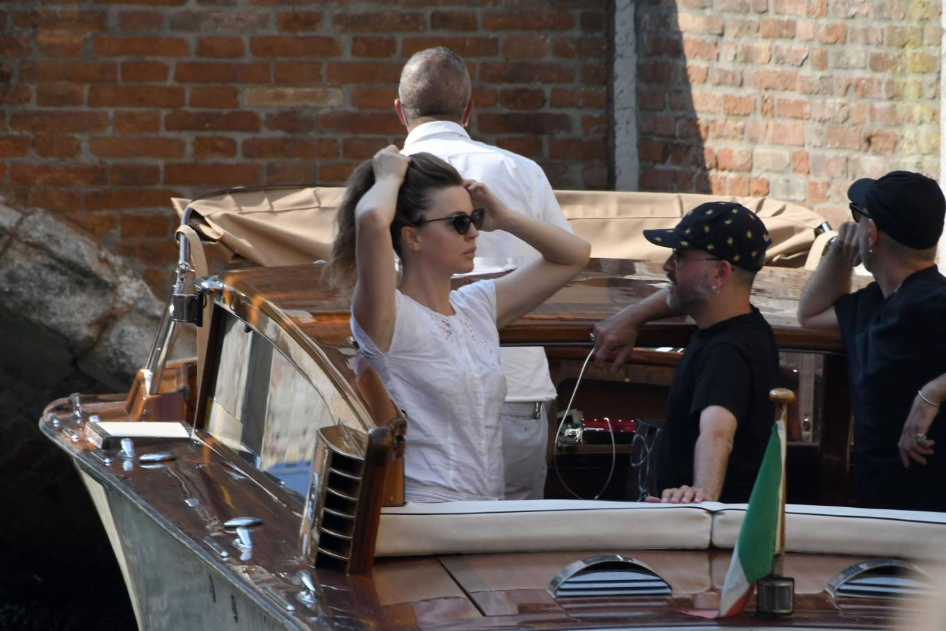 Melissa George 2020 : Melissa George – Out in Venice – Italy-19