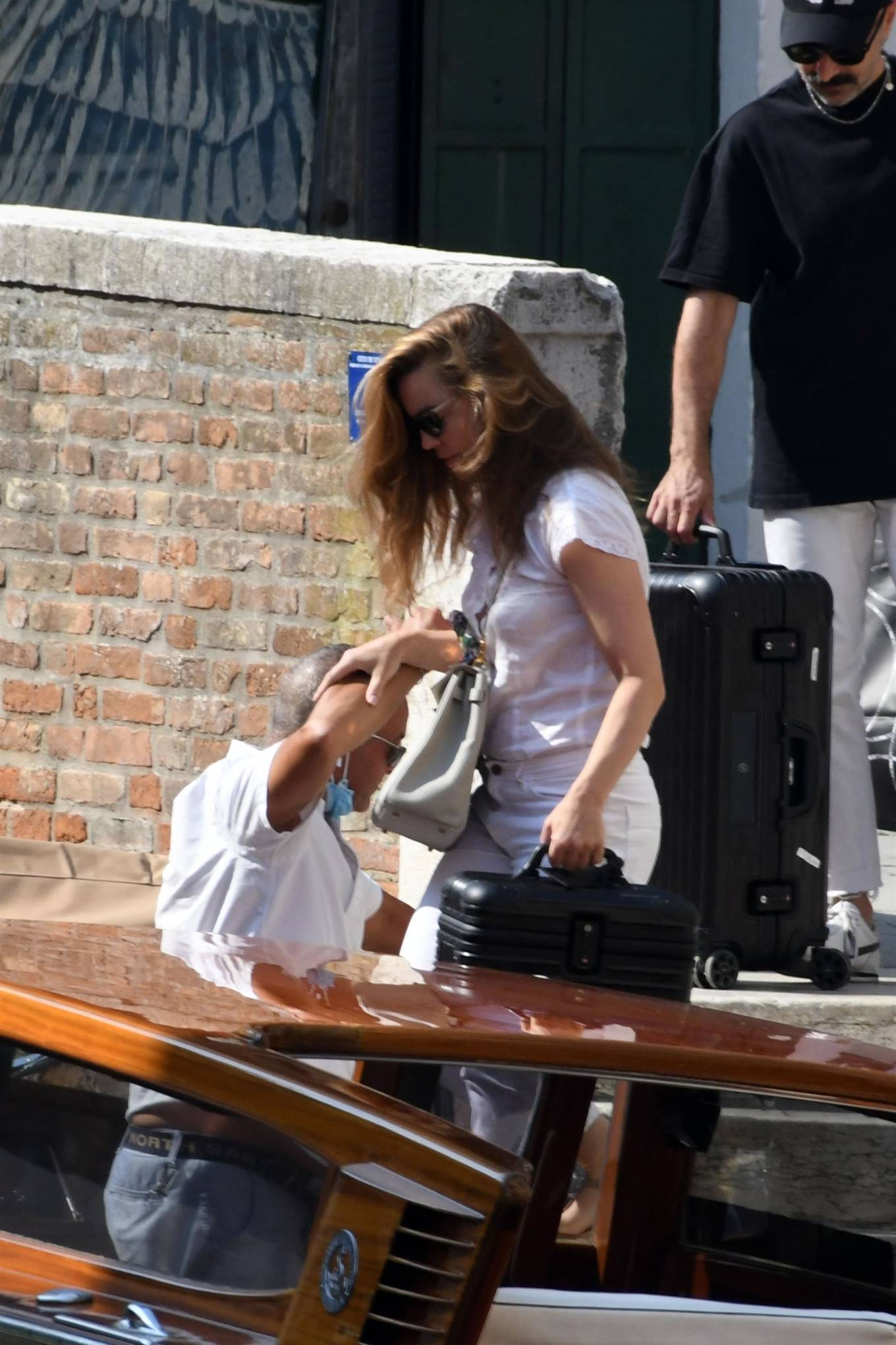 Melissa George 2020 : Melissa George – Out in Venice – Italy-21
