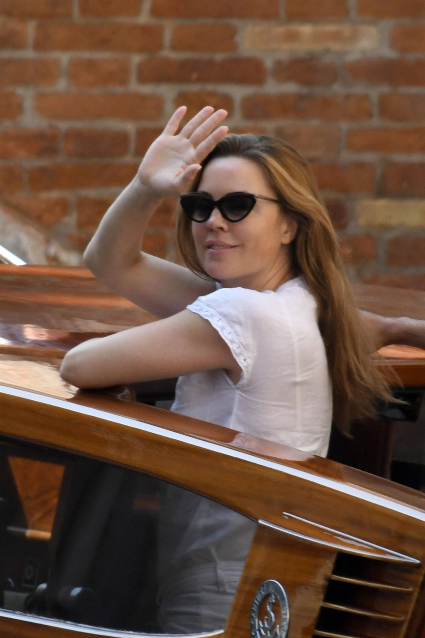 Melissa George 2020 : Melissa George – Out in Venice – Italy-24