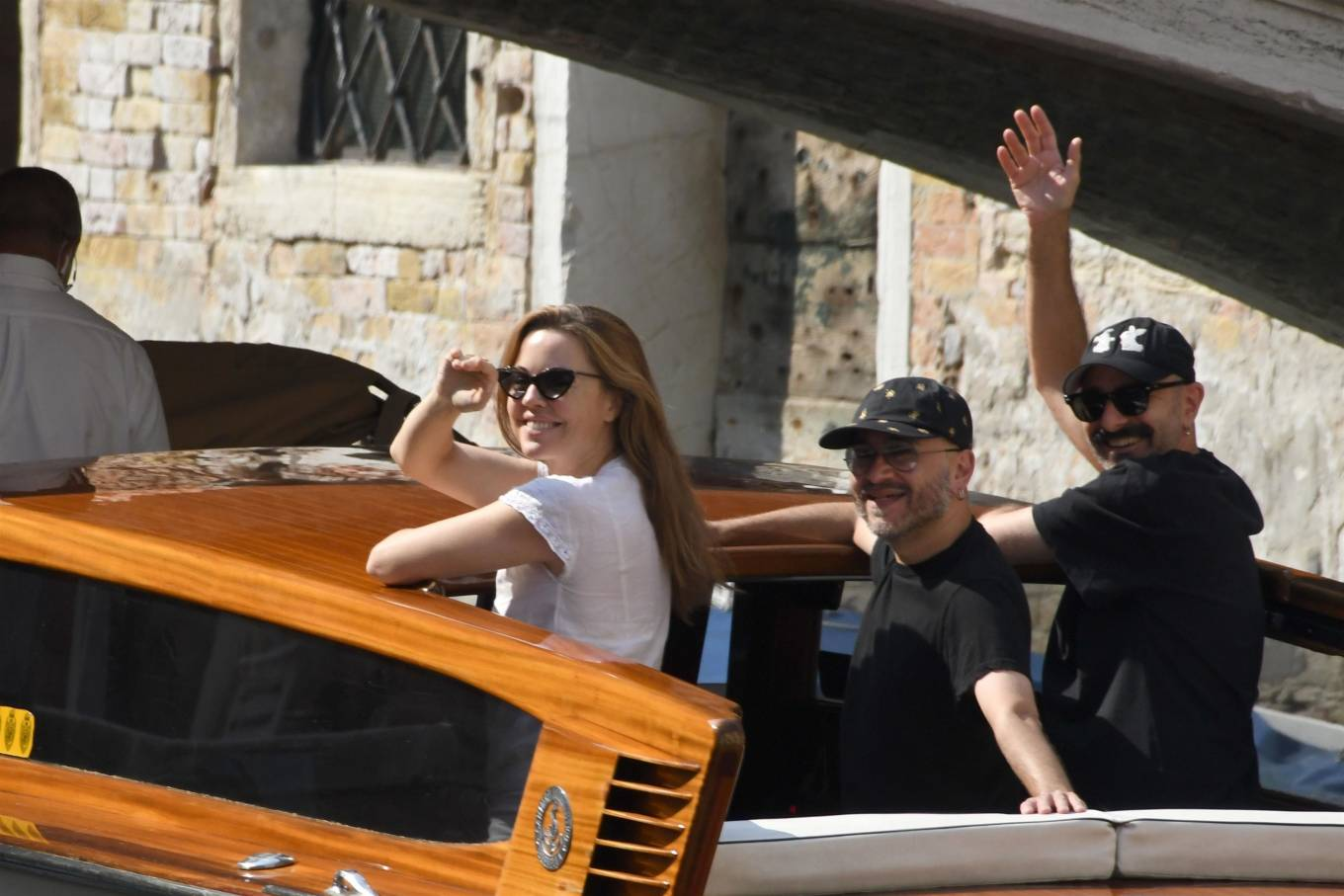 Melissa George 2020 : Melissa George – Out in Venice – Italy-27