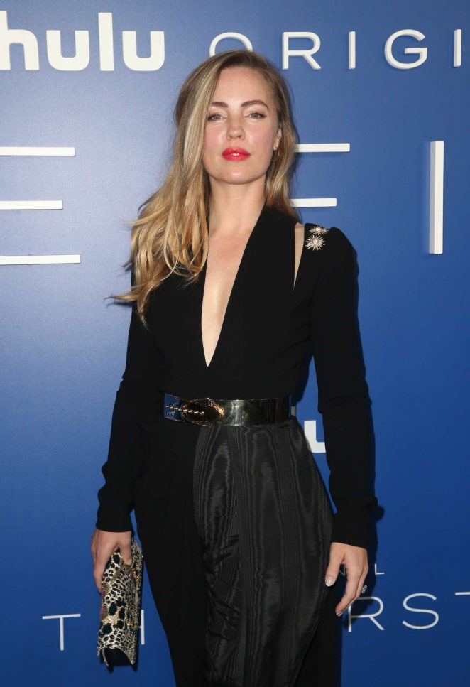 Melissa George - 'The First' TV Show Premiere in LA