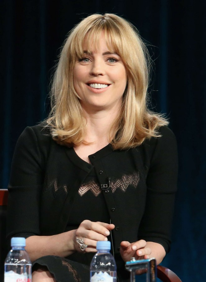 "Melissa George - ""The Slap"" Panel TCA Press Tour in Pasadena"