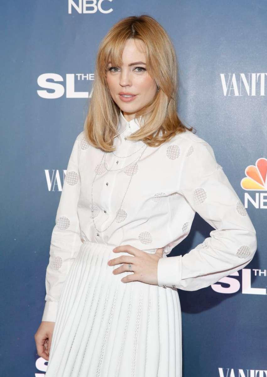 "Melissa George - ""The Slap"" Premiere in New York"