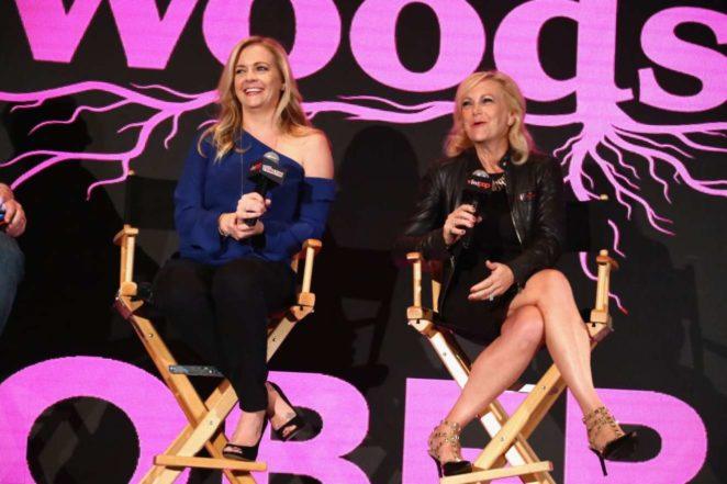 Melissa Joan Hart 2017 : Melissa Joan Hart: he Watcher In The Woods Premiere in NYC-08