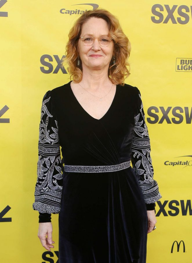 Melissa Leo - 'I'm Dying Up Here' Premiere at 2017 SXSW Festival in Austin