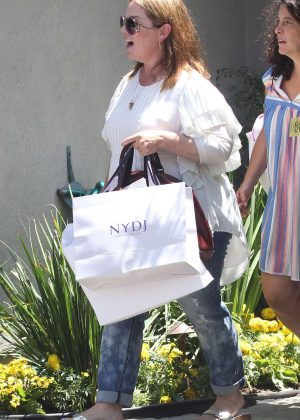 Melissa McCarthy - Attends InStyle's 'Day of Indulgence' Party in Brentwood