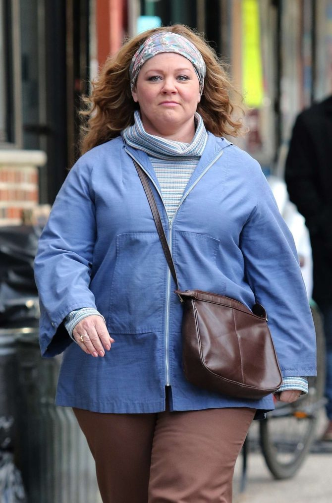 Melissa Mccarthy Filming The Kitchen 03 Gotceleb