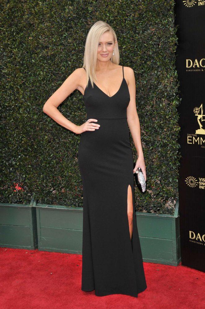 Melissa Ordway - 2018 Daytime Emmy Awards in Pasadena