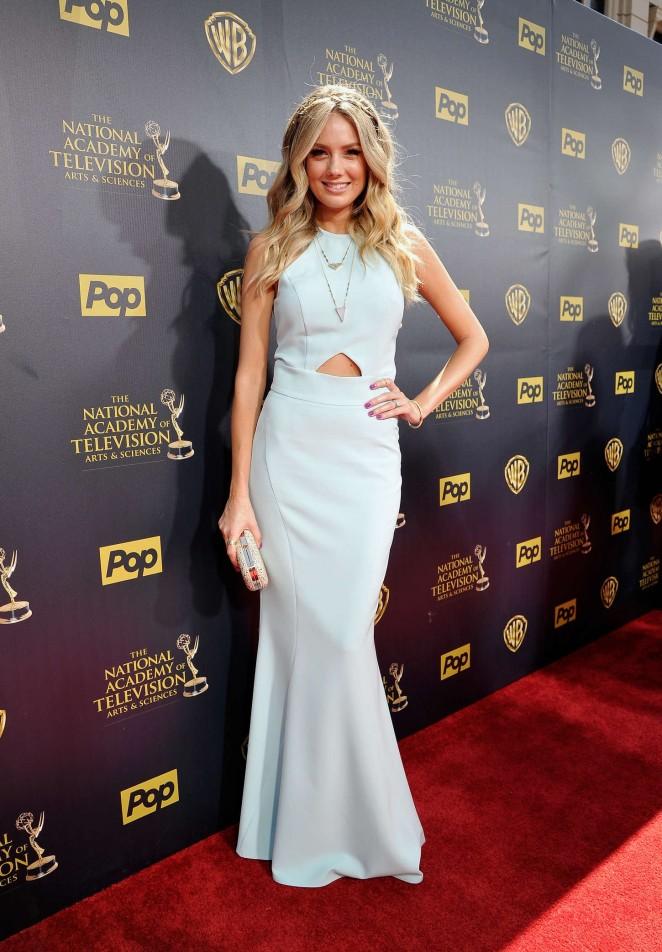 Melissa Ordway - 2015 Daytime Emmy Awards in Burbank