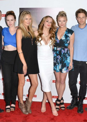 Melissa Ordway : A Girl Like Her Premiere -02