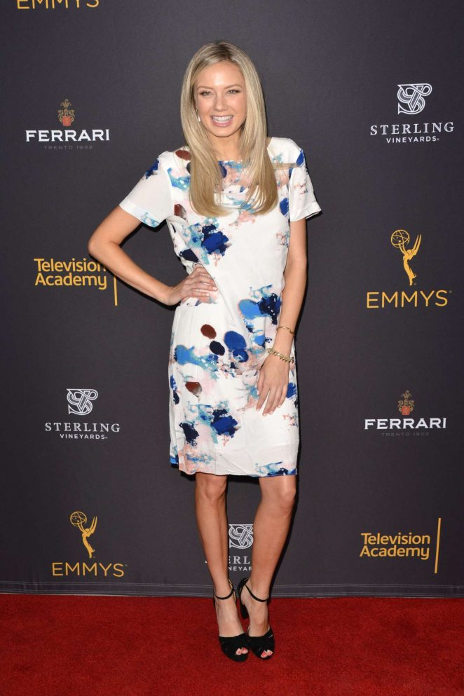 Melissa Ordway - Daytime Television Celebrate Emmy Awards Season in Hollywood
