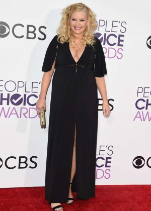 melissa peterman 2017 peoples choice awards in los angeles