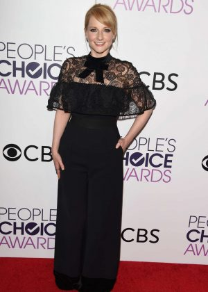 Melissa Rauch - 2017 People's Choice Awards in Los Angeles