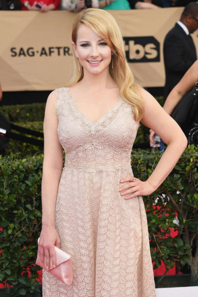 Melissa Rauch – 2017 Screen Actors Guild Awards in Los Angeles