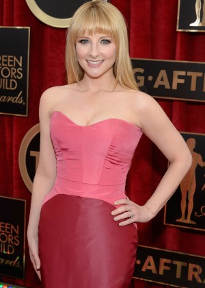 Melissa Rauch - 2015 Screen Actors Guild Awards in LA