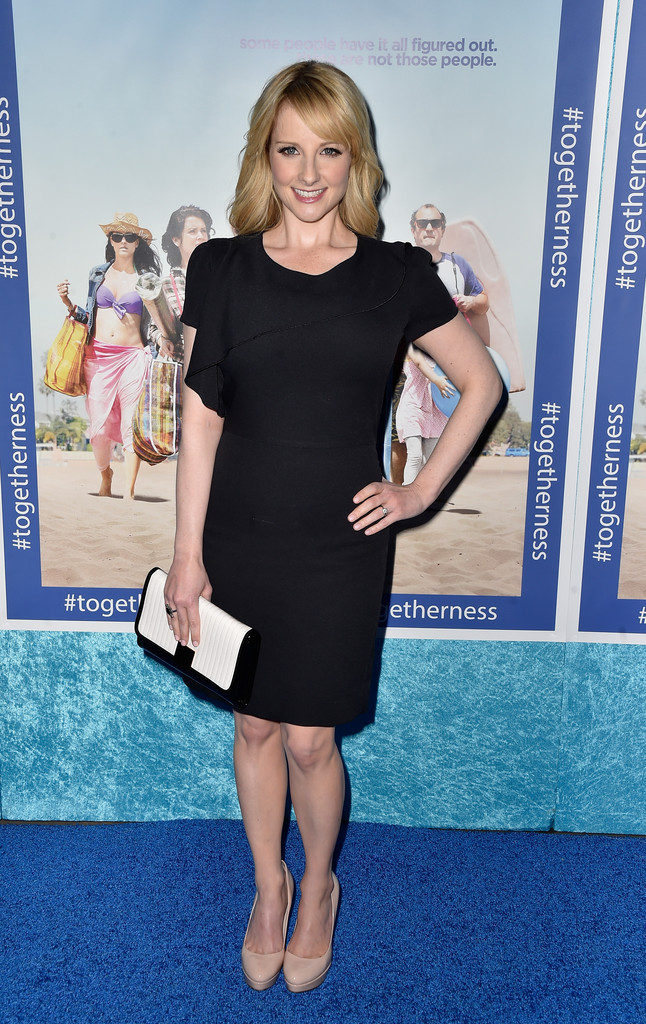 "Melissa Rauch - HBO's ""Togetherness"" Premiere in Hollywood"