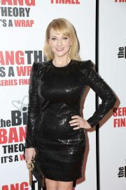 Melissa Rauch - 'The Big Bang Theory' Series Finale Party in Pasadena