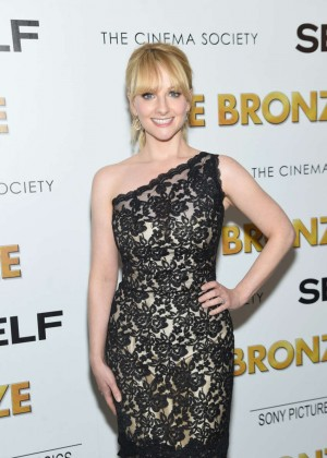 Melissa Rauch - 'The Bronze' Screening in NYC