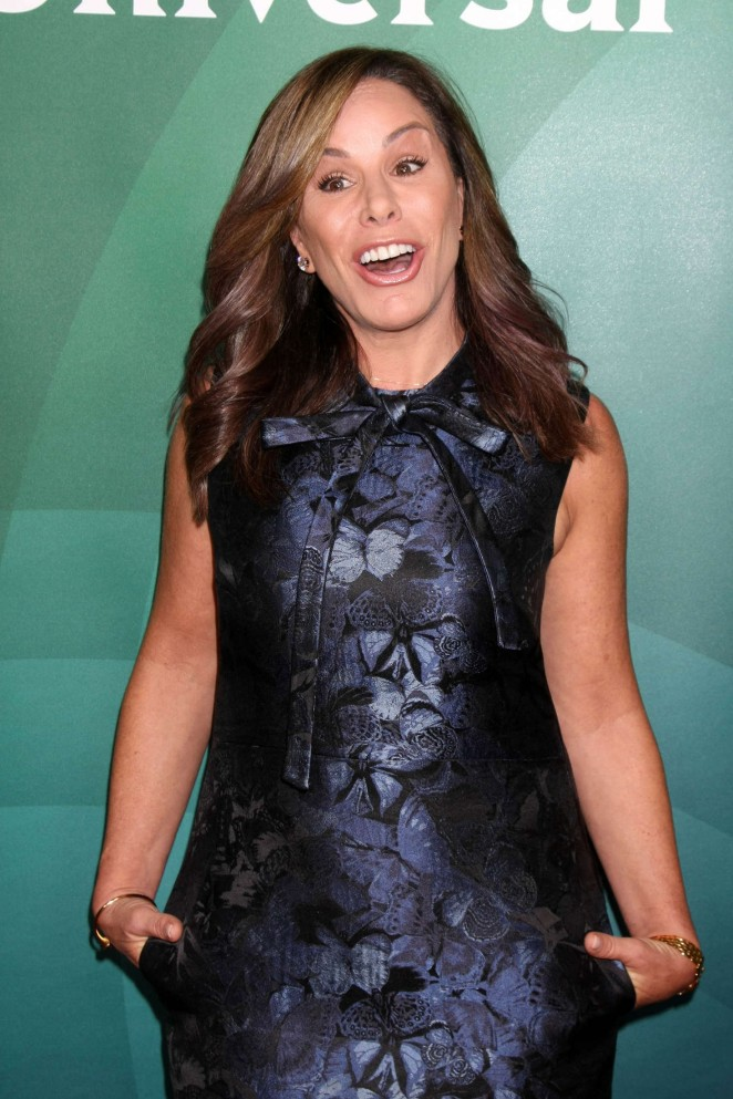 Melissa Rivers - NBC Universal Winter Press Tour 2016 in Pasadena