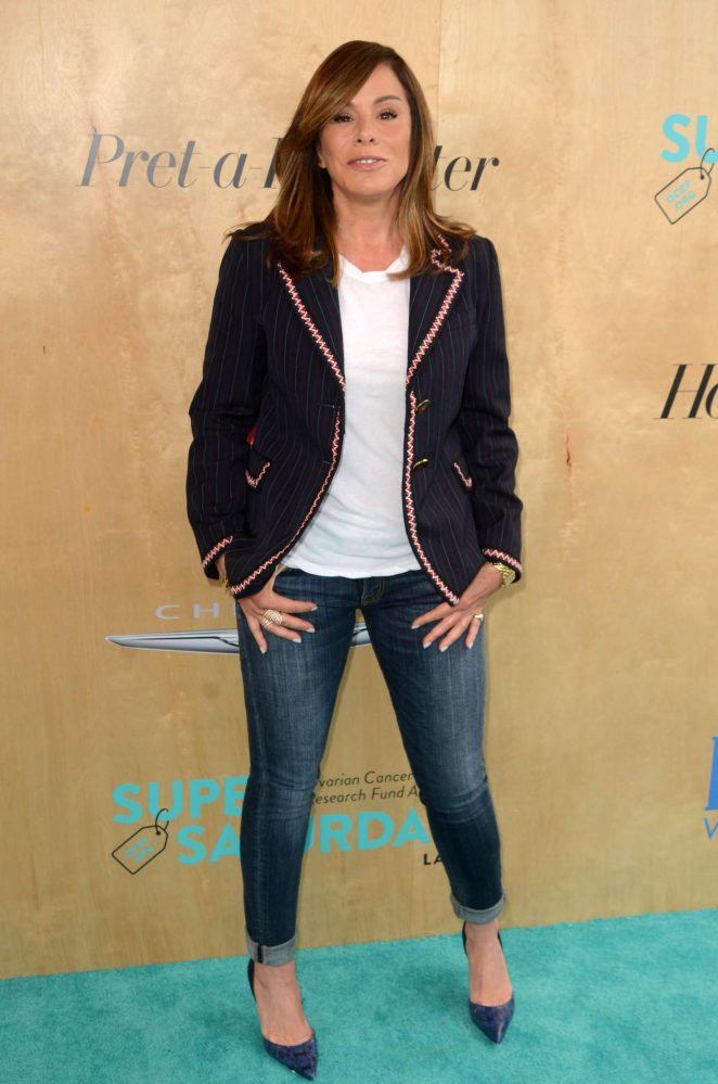 Melissa Rivers - Ovarian Cancer Research Fund Alliance's 3rd Annual Super Saturday in Santa Monica