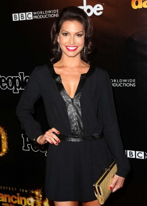 Melissa Rycroft - DWTS 10th Anniversary Party in West Hollywood