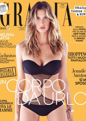 Melissa Satta - Grazia Italy Magazine (May 2015)