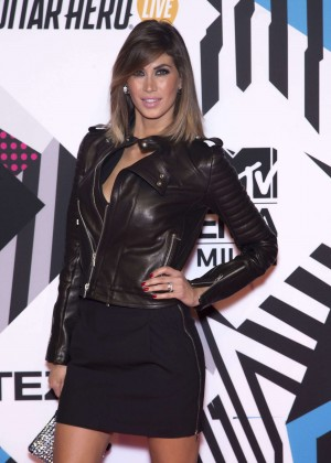 Melissa Satta - 2015 MTV European Music Awards in Milan
